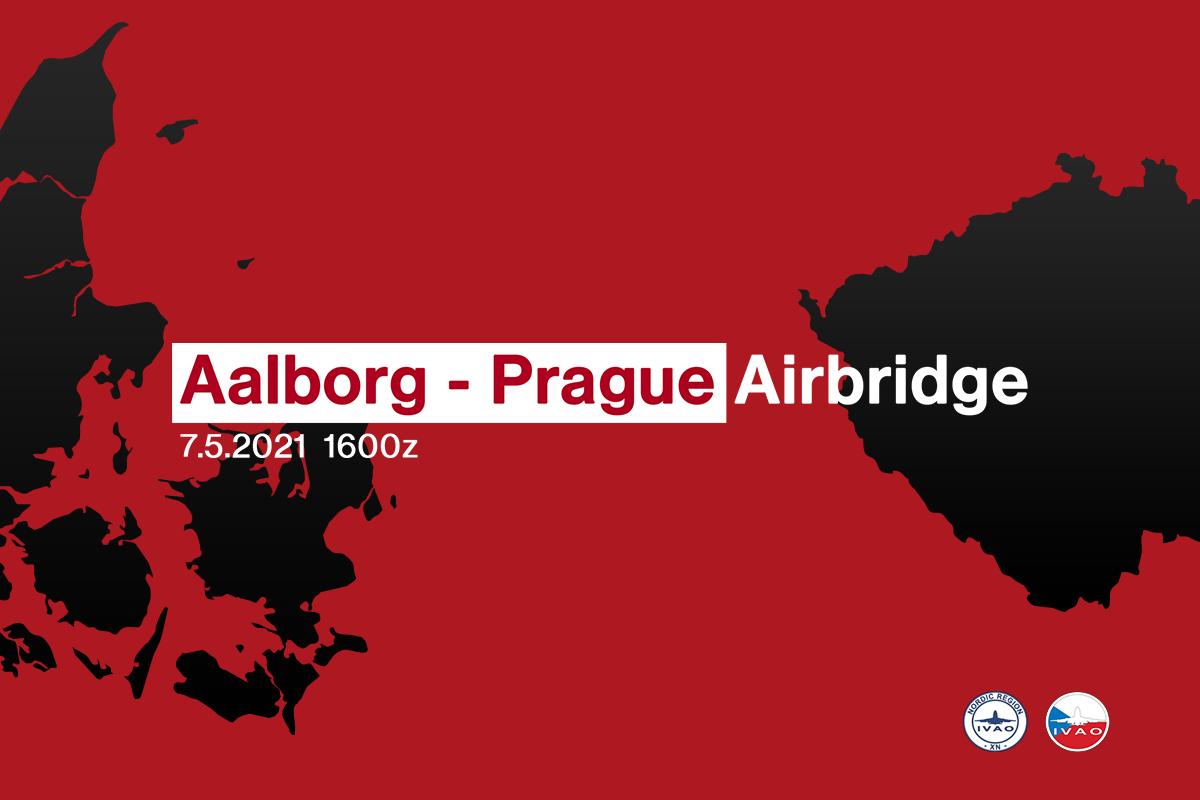 [CZ+XN] Aalborg – Prague Airbridge